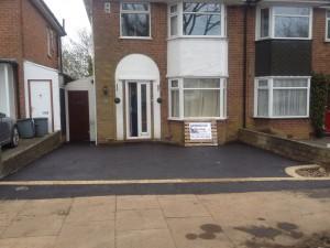 Birmingham West Midlands tarmac driveway